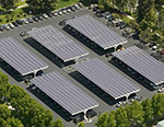 Solar Energy Systems, Photovoltaics, Carport, Shades, GOEN