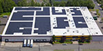 Solar Energy Systems, Photovoltaics, PV, Roof, Factory, GOEN